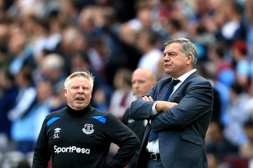 Sam Allardyce West Ham United vs. Everton - Premier League