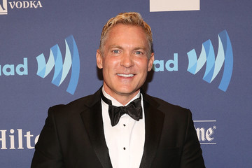 Sam Champion 26th Annual GLAAD Media Awards - Inside