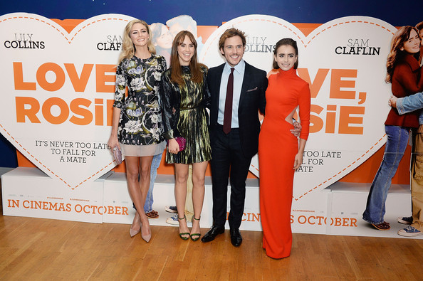 'Love, Rosie' Premieres in London