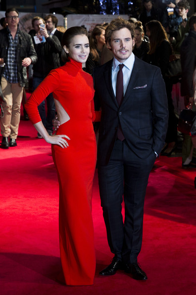 "Sam Claflin - ""Love, Rosie"" - World Premiere - Red Carpet Arrivals"