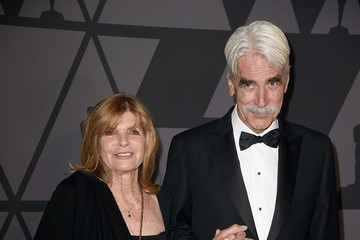 Sam Elliott Academy of Motion Picture Arts and Sciences' 9th Annual Governors Awards - Arrivals