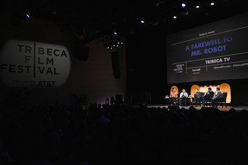 Sam Esmail Tribeca Talks - A Farewell To Mr. Robot - 2019 Tribeca Film Festival