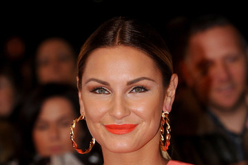 Sam Faiers Arrivals at the National Television Awards
