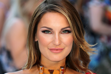 Sam Faiers 'Magic Mike XXL' - European Premiere - Red Carpet Arrivals