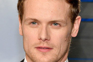 Sam Heughan 2018 Vanity Fair Oscar Party Hosted By Radhika Jones - Arrivals