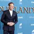 Sam Heughan Starz Premiere Event For