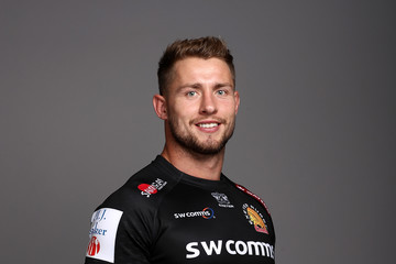 Sam Hill Exeter Chiefs Photocall