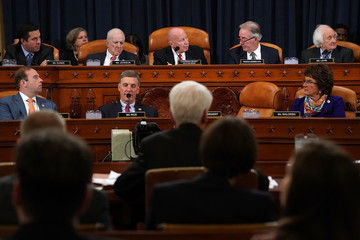 Sam Johnson House Ways and Means Committee Begins Markup of Tax Reform Bill