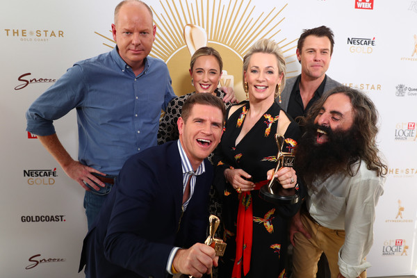 2019 TV WEEK Logie Awards Nominations Party