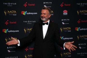 Sam Neill 7th AACTA Awards Presented by Foxtel | Media Room