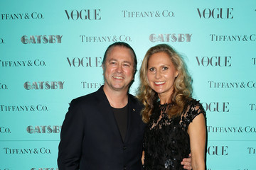 Sam Perry Guests at the Tiffany 'Great Gatsby' Dinner