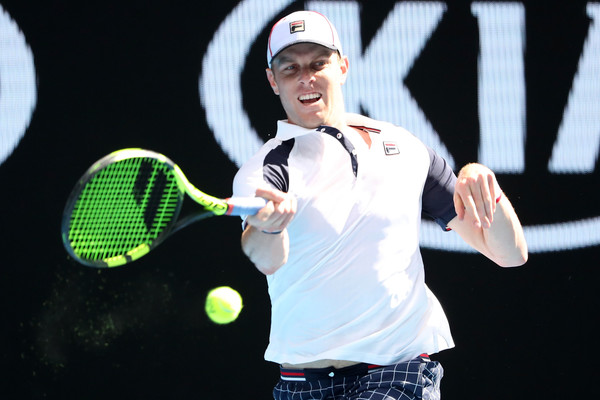 Sam Querrey continues poor Australian Open for Americans, beaten by Fucsovics