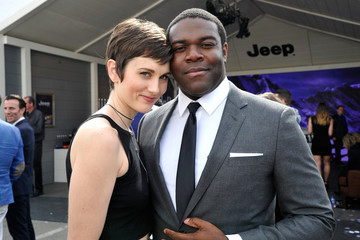Sam Richardson Jeep at the 2017 Film Independent Spirit Awards