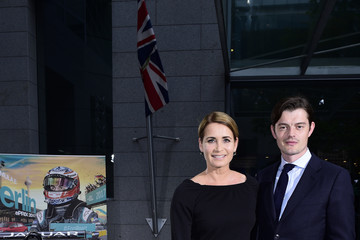 Sam Riley 'Jaguar Re:charge' Event in Berlin