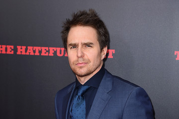 Sam Rockwell The New York Premiere of 'The Hateful Eight'