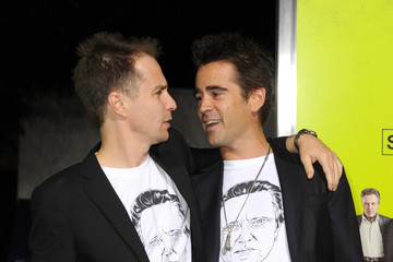 """Sam Rockwell Premiere Of CBS Films' """"Seven Psychopaths"""" - Red Carpet"""