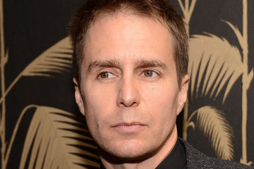 """Sam Rockwell The Cinema Society And CBS Films Screening Of """"Seven Psychopaths"""" - After Party"""