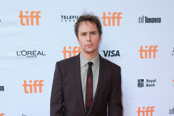 Sam Rockwell 2017 Toronto International Film Festival - 'Three Billboards Outside Ebbing, Missouri' Premiere
