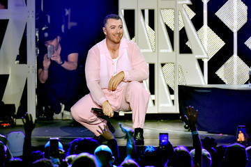 Sam Smith KIIS FM's Jingle Ball 2019 Presented By Capital One At The Forum - Show