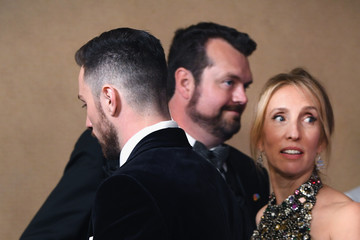 Sam Taylor-Johnson 74th Annual Golden Globe Awards - Press Room
