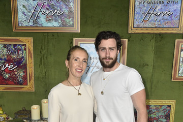 Sam Taylor-Wood Aaron Taylor-Johnson HBO Films' 'My Dinner With Herve' Premiere - Arrivals