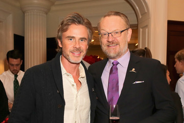 Sam Trammell Brooks Brothers Celebrates the Holidays With St. Jude Children's Research Hospital