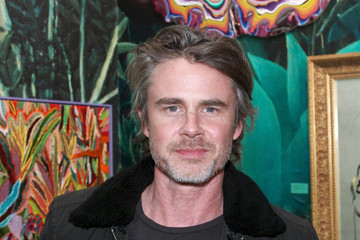 Sam Trammell Art Los Angeles Contemporary (ALAC) 2017 Opening Night Reception
