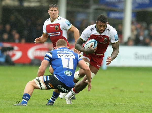 Bath Rugby v Northampton Saints - Gallagher Premiership Rugby