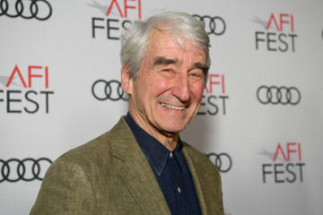 """Sam Waterston AFI FEST 2018 Presented By Audi - Opening Night World Premiere Gala Screening Of """"On The Basis Of Sex"""" - Red Carpet"""