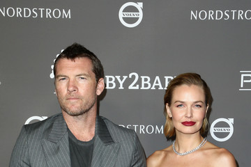 Sam Worthington 2018 Baby2Baby Gala Presented By Paul Mitchell - Red Carpet