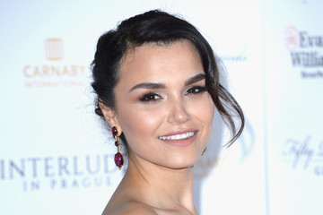 "Samantha Barks ""Interlude In Prague"" - World Premiere - Red Carpet Arrivals"