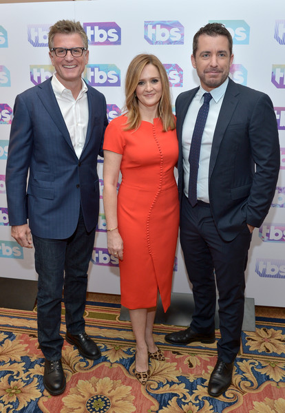 2016 TCA Turner Winter Press Tour Presentation [event,suit,white-collar worker,carpet,award,formal wear,employment,businessperson,tour presentation,l-r,president,executive producers,actors,chief creative officer,kevin reilly,tca turner winter press,tnt,tbs]