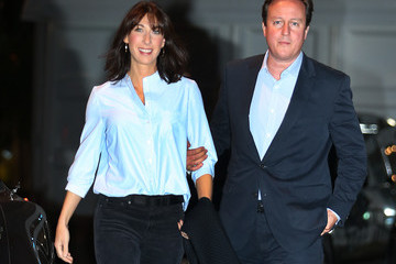 Samantha Cameron Conservative Party Conference Held In Birmingham