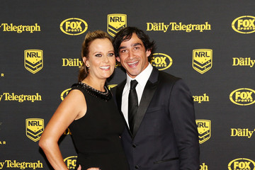 Samantha Lynch Arrivals at the Dally M Awards