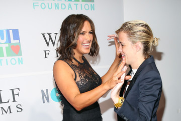 Samantha Ronson Mariska Hargitay's Joyful Heart Foundation Hosts The Joyful Revolution Gala