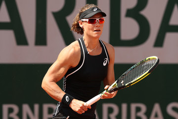 Samantha Stosur 2018 French Open - Day Five