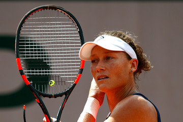 Samantha Stosur 2017 French Open - Day Four