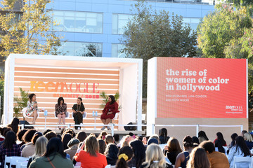 Samhita Mukhopadhyay The Teen Vogue Summit Los Angeles 2018 - On Stage Conversations And Atmosphere