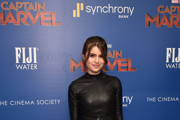 Sami Gayle FIJI Water With The Cinema Society Host A Special Screening Of 'Captain Marvel'