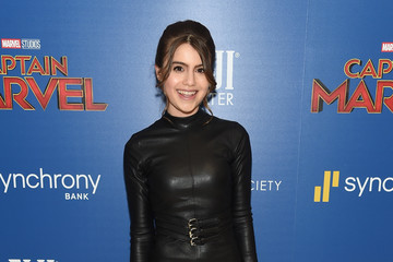 Sami Gayle 'Captain Marvel' New York Screening