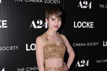 Sami Gayle 'Locke' Premieres in NYC