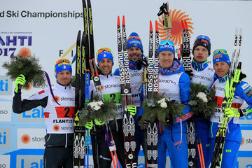 Sami Jauhojaervi Men's and Women's Cross Country Team Sprint - FIS Nordic World Ski Championships
