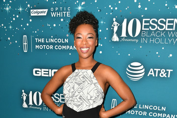 Samira Wiley Essence Black Women In Hollywood Awards - Red Carpet