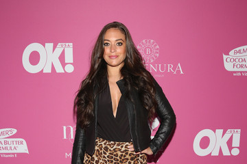 Sammi Giancola OK! Magazine's So Sexy NYC Event