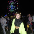 Sammi Hanratty The Levi's Brand Presents Neon Carnival With Bondi Sands And POKÉMON: Detective Pikachu