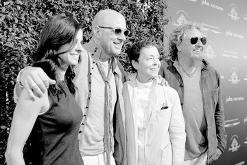 Sammy Hagar John Varvatos 13th Annual Stuart House Benefit Presented by Chrysler With Kids' Tent by Hasbro Studios - Arrivals