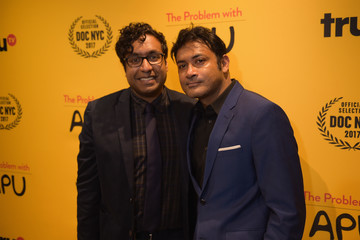 Samrat Chakrabarti truTV Presents: 'The Problem With Apu' DOC NYC Screening And Reception