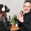 Theo Rossi and Meghan McDermott Photos
