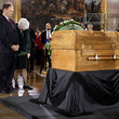 Samuel Alito Rev. Billy Graham Lies In Repose In US Capitol Rotunda
