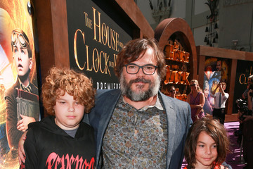 Samuel Black Premiere Of Universal Pictures' 'The House With A Clock In Its Walls' - Red Carpet
